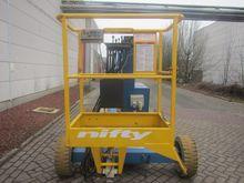 2002 Niftylift HR12E