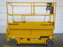 2007 Haulotte Compact 10N