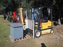 Yale Forklift, Model 218, Elect
