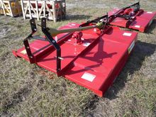 Powerline 6' Square Back Rotary