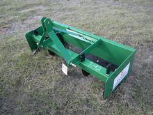 Scott Equipment 5' Box Blade
