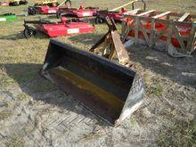 Danuser 3 PT Hitch Rear Scoop,