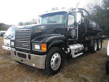 Mack Tandem Axle Pump Truck