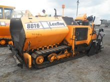 2013 VT Leeboy 8616KEL