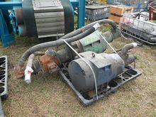 (2) Electric Hydraulic Pumps