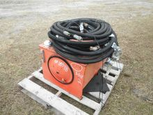 Hydraulic Tank and Hoses, fits