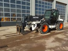 2005 Bobcat T40140 Turbo Powers