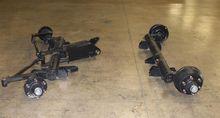 BPW Bergische Achsen Wagon Axle