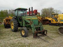 John Deere 4430 2WD Tractor C/W