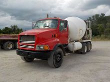 1999 Sterling Concrete Truck, 9