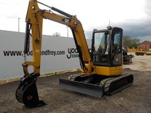 2008 CAT 304CCR Mini Excavator