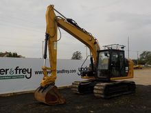 2014 CAT 312E Hydraulic Excavat