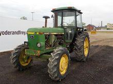 John Deere 4040 4WD Tractor