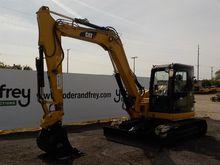2011 CAT 308DCR Hydraulic Excav