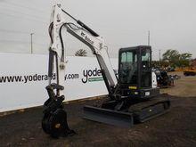 2014 Bobcat E50 Mini Excavator