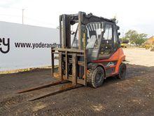 2009 Linde H80D 17K Capacity, S