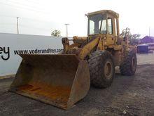CAT 950B Rubber Tired Loader, E