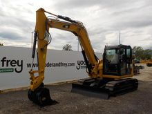 2015 CAT 308E2CR Hydraulic Exca
