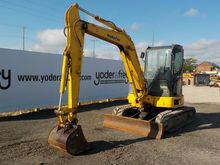 2005 Komatsu PC50MR-2 Enclosed