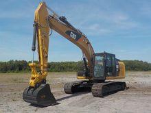2013 CAT 320EL Hydraulic Excava
