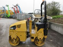 2008 CAT CB14 Double Drum Vibra