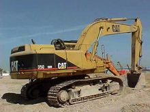Used 1996 CAT 350 in