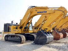 2012 KOMATSU Komatsu PC850