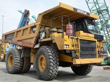2011 CAT 773E Dump Truck