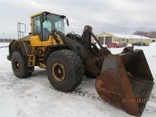 Used 2008 VOLVO L180
