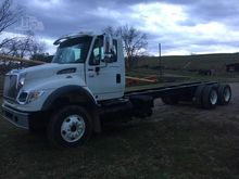 2007 INTERNATIONAL 7600 SBA