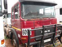 1986 MAN 30-330 Truck