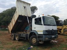 2002 Mercedes-Benz 2628K Tipper
