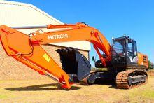 2014 Tata Hitachi ZAXIS200