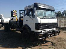 Mercedes  Drop Side Body Truck