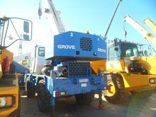 2007 Grove RT530E