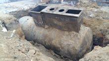 Underground 28000 Litre Diesel