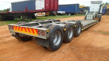 Fontaine 45Ton  Lowbed Trailer