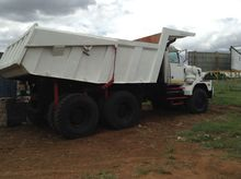 2007 Western Star Tipper