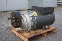 2012 SDMO 70kVA PTO generator