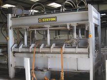 Used Panel press in