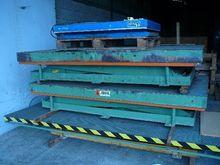 Lifting table 1200 x 800 mm