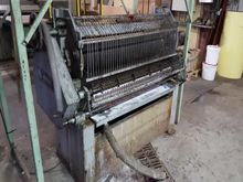 Used Gluing machine