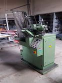 Grinding machine for saw blades