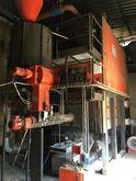 Chaudière biomasse 1800 Kw