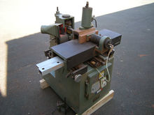 Horizontal chisel mortiser