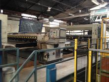 Plywood jointing line KUPER-MCP