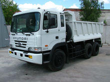 Hyundai HD 270 Tipper