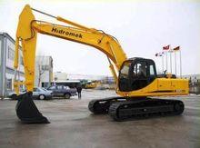 Track excavator Hidromek HMK 22
