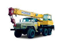 Mobile crane Ivanovets KS-35714