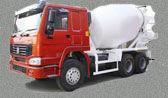 Truck mixer HOWO Sinotruk ZZ525
